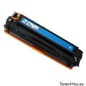 Compatible toner cartridge for HP CB541A (125A) cyan
