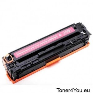 Compatible toner cartridges for HP CB543A (125A)