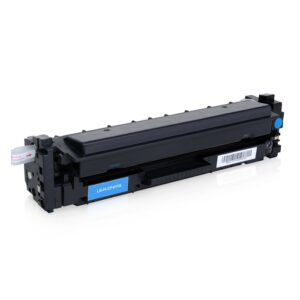 Compatible toner cartridge for HP CF411X (410X) cyan
