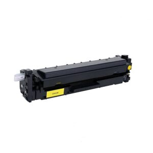 Compatible toner cartridge for HP CF412X (410X) yellow