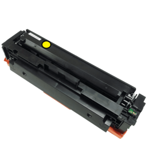 Compatible toner cartridge for HP W2212A (207A) Yellow