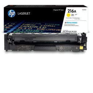 Compatible toner cartridge for HP W2412A (216A) Yellow
