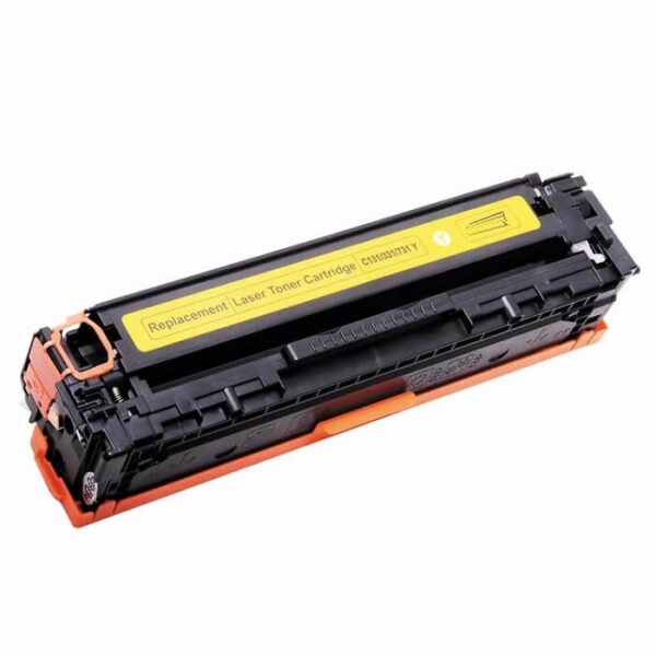 Compatible toner cartridge for Canon 731 Yellow